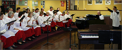 Visitors Choir